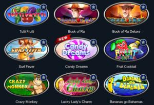 Азартный игровой клуб